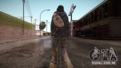 Paulo v2 para GTA San Andreas terceira tela