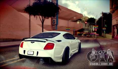 ENBR para GTA San Andreas segunda tela