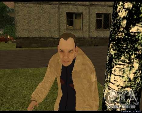 Compota De Sem-Teto para GTA San Andreas terceira tela