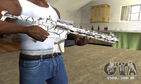 Grade M4 para GTA San Andreas