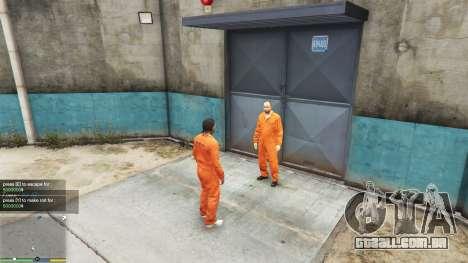 Prisão v0.2 para GTA 5