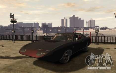 Dukes Impulse Daytona Tuning para GTA 4 esquerda vista