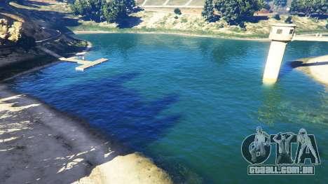 A água da 2K v1.5 para GTA 5