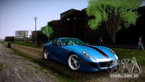 Solid ENBSeries by NF v2 para GTA San Andreas quinto tela