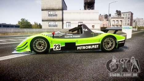 Radical SR8 RX 2011 [23] para GTA 4 esquerda vista