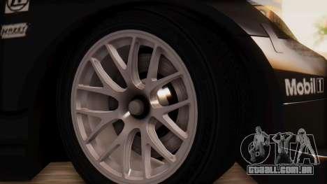 Porsche 911 RSR para GTA San Andreas traseira esquerda vista