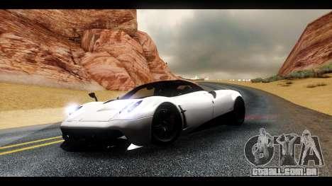 MAC_True ENB [0.248] para GTA San Andreas twelth tela