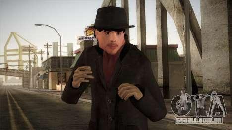 Sherlock Holmes v3 para GTA San Andreas