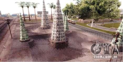 Dark ENB Series para GTA San Andreas terceira tela