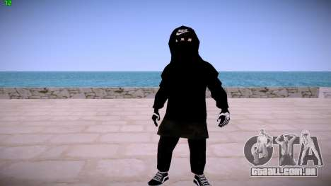 Black Guy para GTA San Andreas