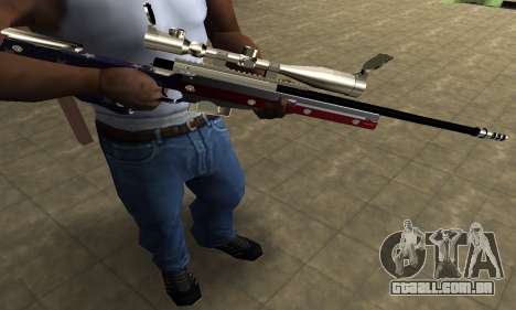 American Sniper para GTA San Andreas