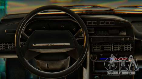 VAZ 21099 Stoke para GTA San Andreas vista direita