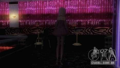 Gahata Meiji para GTA San Andreas terceira tela