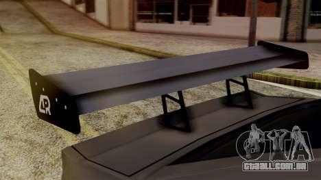 AR Buffalo para GTA San Andreas traseira esquerda vista