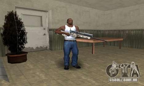 Sniper War para GTA San Andreas segunda tela