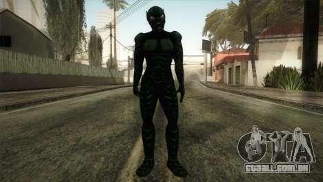 Green Goblin Skin para GTA San Andreas segunda tela