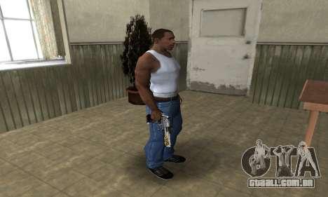 Flame Deagle para GTA San Andreas terceira tela