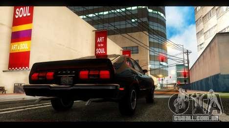 MAC_True ENB [0.248] para GTA San Andreas quinto tela