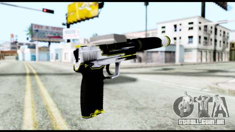 USP-S Torque para GTA San Andreas segunda tela