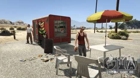 GTA 5 Real Life Mod 1.0.0.1 terceiro screenshot