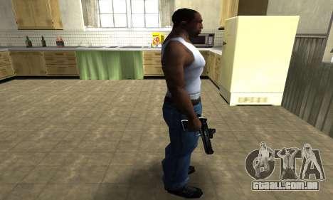 Blue Deagle para GTA San Andreas terceira tela