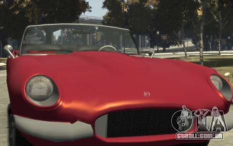 Enus Windsor Classic para GTA 4 vista lateral