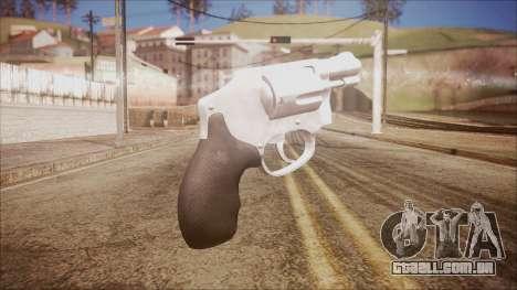 SW38 Snub from Battlefield Hardline para GTA San Andreas segunda tela