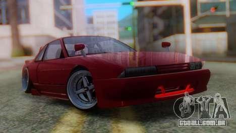 Nissan Silvia S13 Shakotan para GTA San Andreas