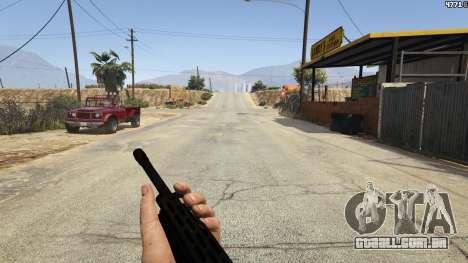 GTA 5 SPAS 12 2.0 quarto screenshot