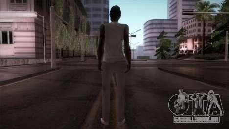 Senhora Barbeiro para GTA San Andreas terceira tela