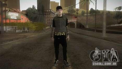 Swager Apalah Apalah para GTA San Andreas segunda tela