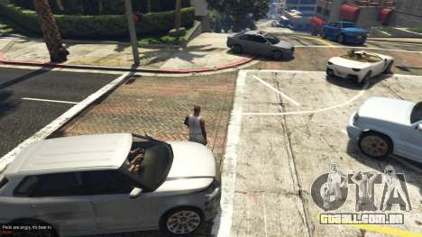 GTA 5 AngryPeds oitmo screenshot