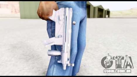 MP5-K from GTA Vice City para GTA San Andreas terceira tela