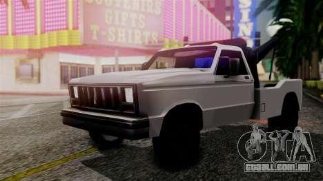 Towtruck New Edition para GTA San Andreas