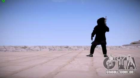 Black Guy para GTA San Andreas segunda tela
