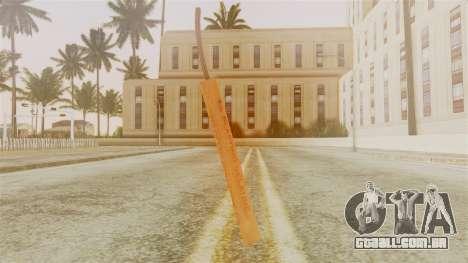 Red Dead Redemption TNT para GTA San Andreas