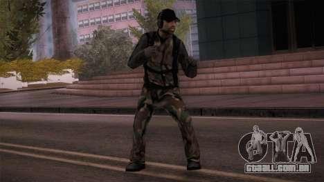 Radialistas para GTA San Andreas