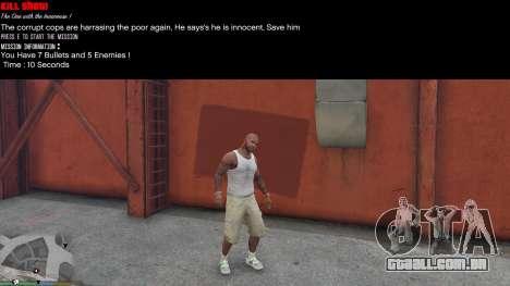 GTA 5 Last Shot 0.1 terceiro screenshot