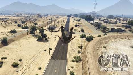 GTA 5 Superhero terceiro screenshot