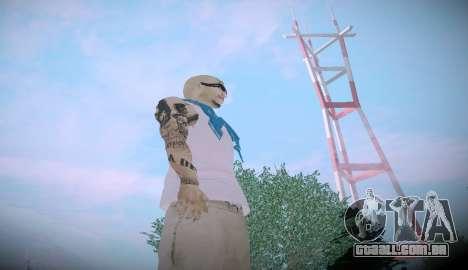 Asesinos Loco HQ Skin para GTA San Andreas segunda tela