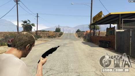 GTA 5 SPAS 12 2.0 nono screenshot