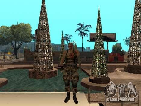 Tyrant T-1000 Krauser para GTA San Andreas terceira tela
