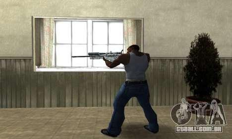 Sniper War para GTA San Andreas terceira tela