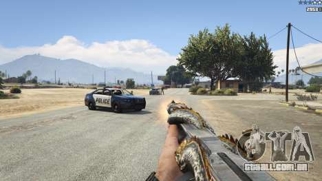 GTA 5 CFs Thompson Infernal Dragon sexta imagem de tela