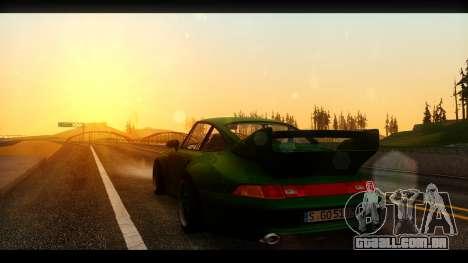MAC_True ENB [0.248] para GTA San Andreas por diante tela