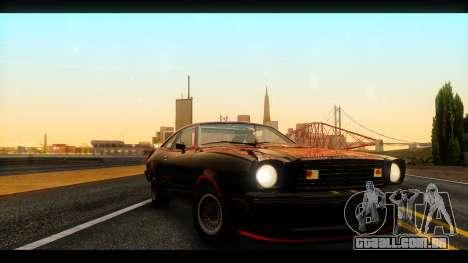 MAC_True ENB [0.248] para GTA San Andreas segunda tela
