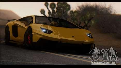 KISEKI V2 [0.076 Version] para GTA San Andreas sétima tela