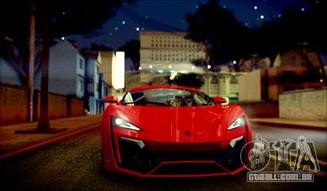 ENBR para GTA San Andreas terceira tela