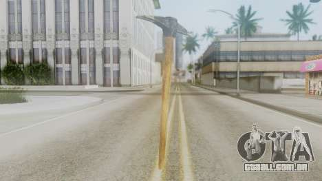 Red Dead Redemption Pick para GTA San Andreas