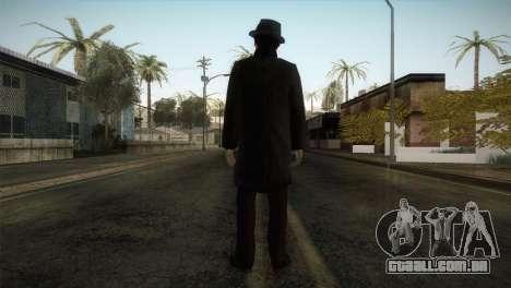 Sherlock Holmes v3 para GTA San Andreas terceira tela